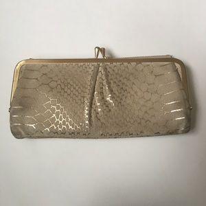 Hobo gold wallet